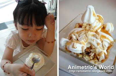 FIC soft serve frozen yogurt at FIC The Ice Cream Bar