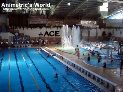 A look at Ace Water Spa