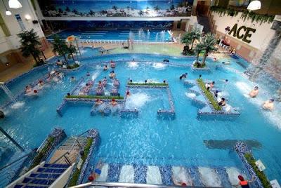 Inside Ace Water Spa