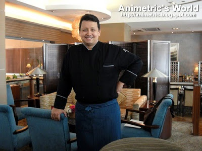 Chef David Pardo de Ayala, Discovery Hotels Corporate Chef