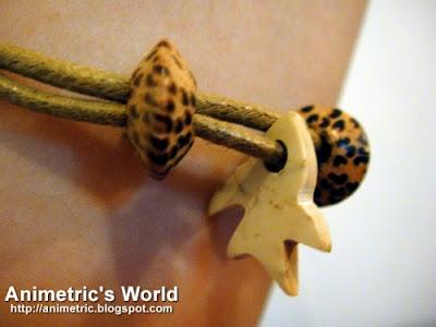 Jewelmer Advocacy Bracelet, back view