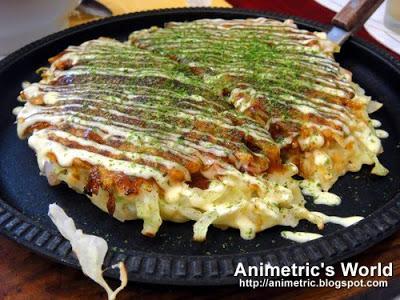 Okonomiyaki from Kagura