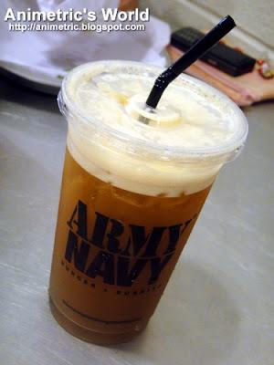 Army Navy Burger Burrito Ortigas