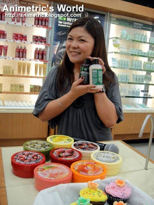 The Body Shop Watermelon Shower Gel and Body Lotion