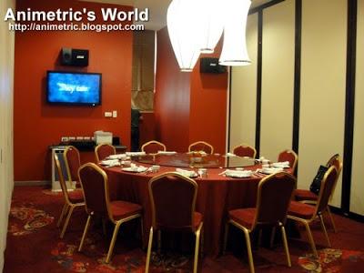 Passion Restaurant Resorts World Manila