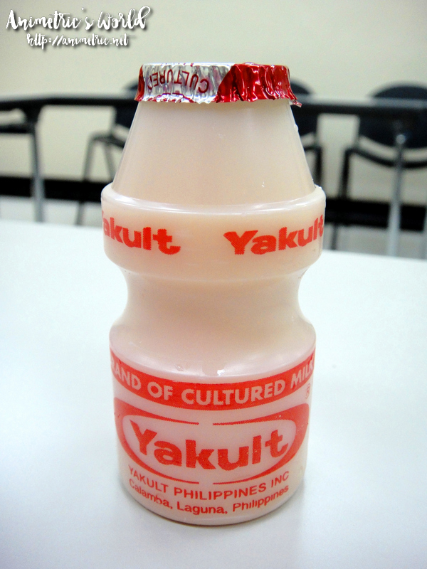 Yakult Philippines Factory Tour
