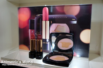 Lancome Kate Winslet limited edition make-up collection
