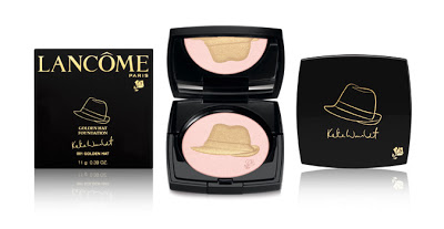 Lancome The Golden Hat Illuminating Smooth Powder - Goldenescent Glow