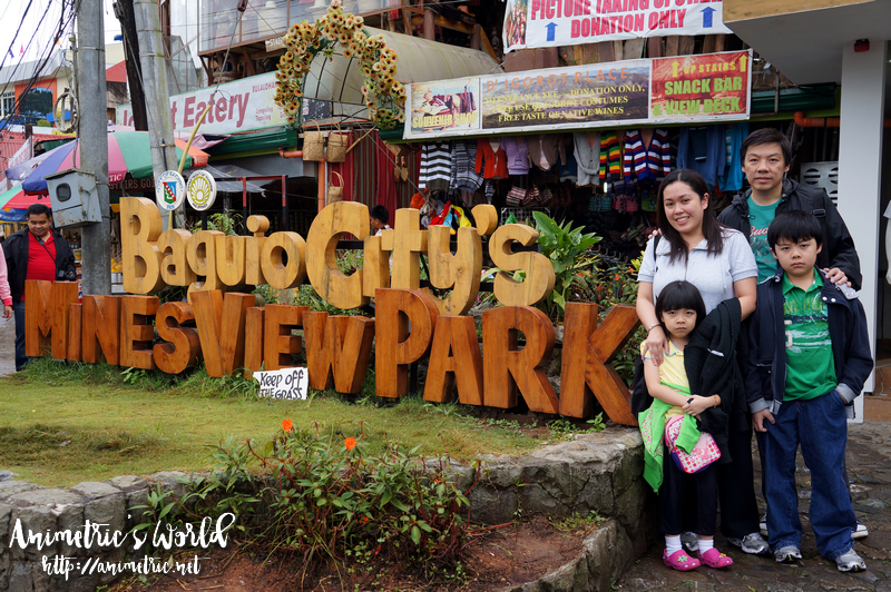 Mines View Park Baguio City