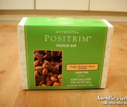 Nutrilite Positrim Protein Bar