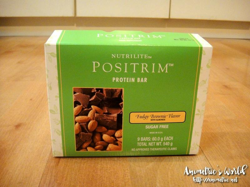 Amway Nutrilite Positrim Protein Bar
