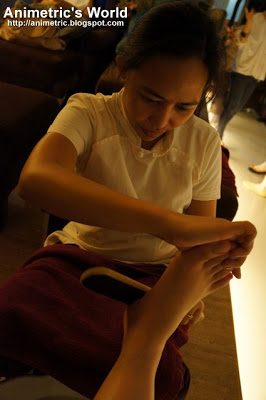 Vanna Goddess Whitening Hand and Foot Spa at Freyja Day and Nail Spa