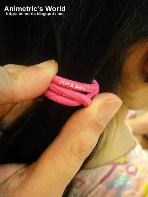 Pinkbox rubber bands