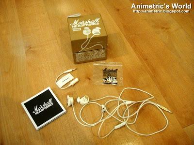 Marshall Minor Headphones