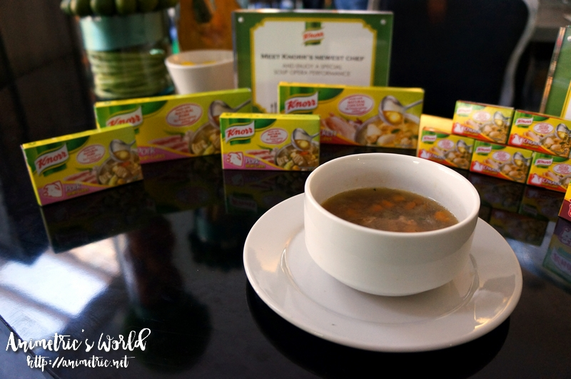 Marvin Agustin for Knorr Cubes