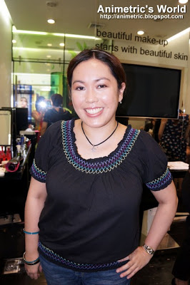Shu Uemura YUME Advanced Make-Up Class