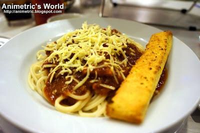 Greenwich Spaghetti Supreme