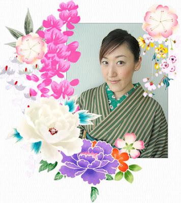 Mamechiyo the kimono designer