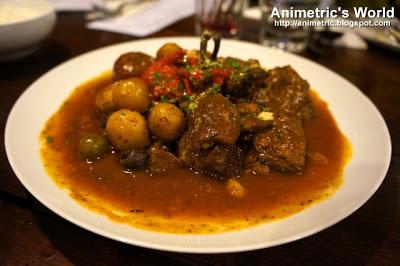 Lamb Caldereta at Kuppa Roastery and Cafe