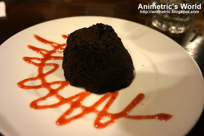 Matt's Chocolate Cake at Kuppa Roastery and Cafe