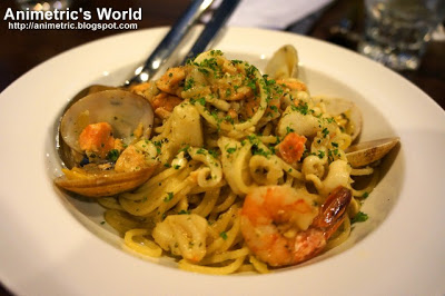 Frutti di Mare at Kuppa Roastery and Cafe