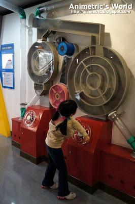 Samsung Children's Museum in Seoul, South Korea