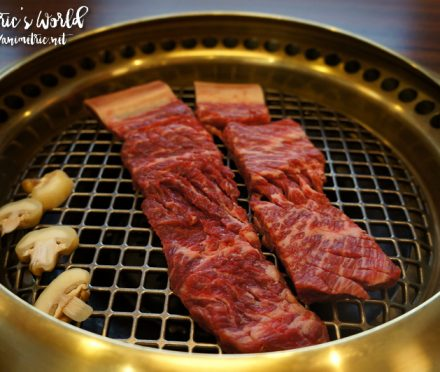 Sariwon Korean Barbecue BGC