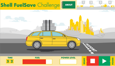 Shell FuelSave Target One Million