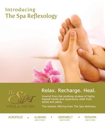 The Spa Reflexology