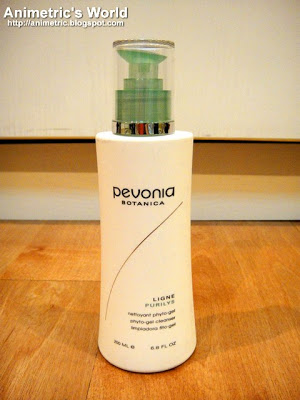 Pevonia Botanica Purilys Phyto-gel Cleanser