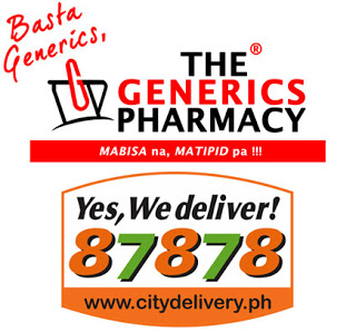 The Generics Pharmacy by City Delivery