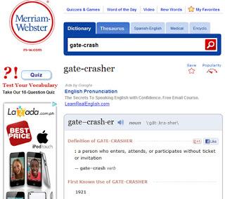 Merriam Webster Online
