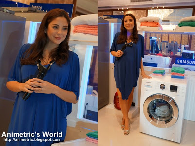 Amanda Griffin-Jacob for Samsung Digital Appliances