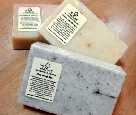By Nature Handmade Soaps