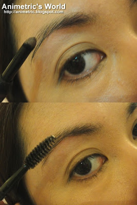 K-Palette Lasting 2 Way Eyebrow Liner