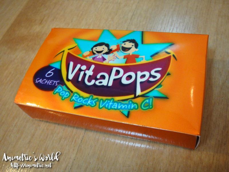 Vitapops Vitamin C