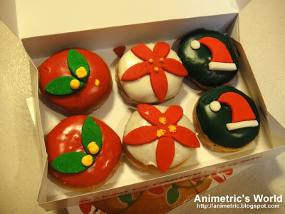 Gonuts Donuts Christmas Donuts