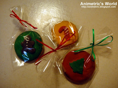 Gonuts Donuts Christmas Cookies