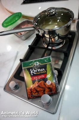 McCormick Korean Fried Chicken Mix