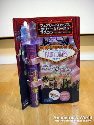 Fairydrops Volume Burst Mascara Waterproof