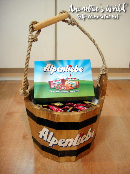 Alpenliebe Candy