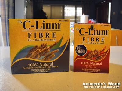 C-Lium Fibre Review