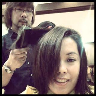 Shuji Kida Hair Salon Hair Cut