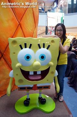 SpongeBob Squarepants Summer at SM North EDSA