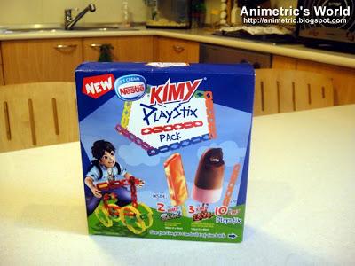 Nestle Kimy Playstix