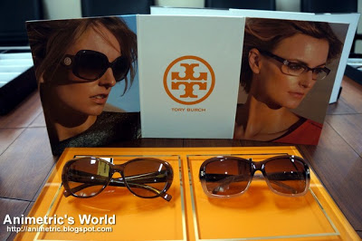 Tory Burch Eyewear Collection