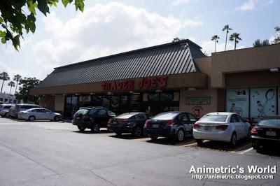 Trader Joe's in California, USA