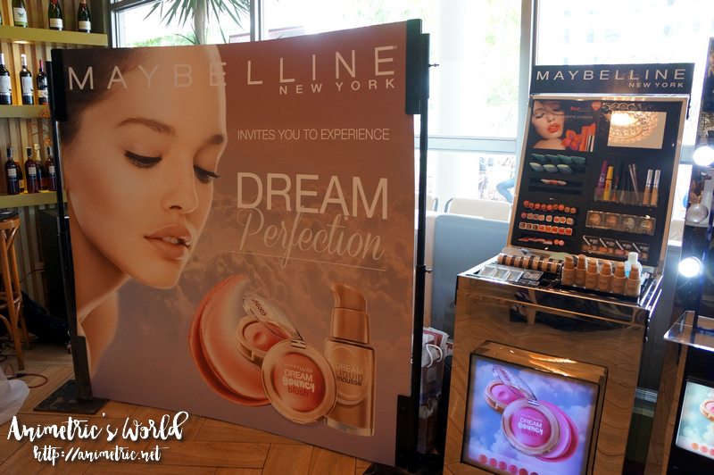 Maybelline Dream Perfection Launch