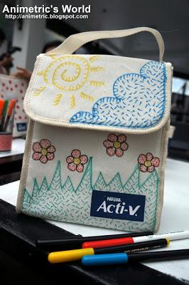 Cherie Gil for Nestle Acti-V