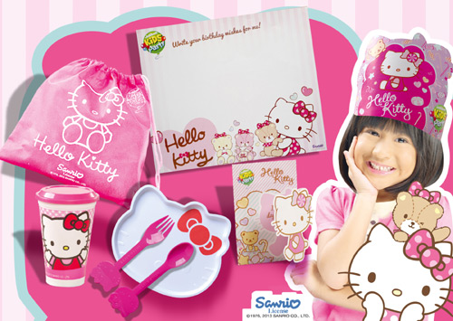 Jollibee Hello Kitty Party